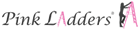 Pink Ladders–Women of Focus logo